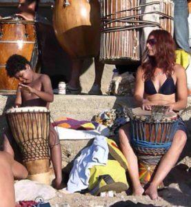 beach_drumming